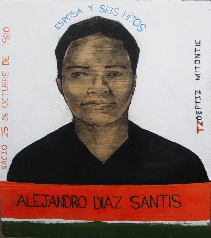Chiapas: Alejandro Díaz, preso indígena tsotsil, inicia ayuno de 13 días por su libertad