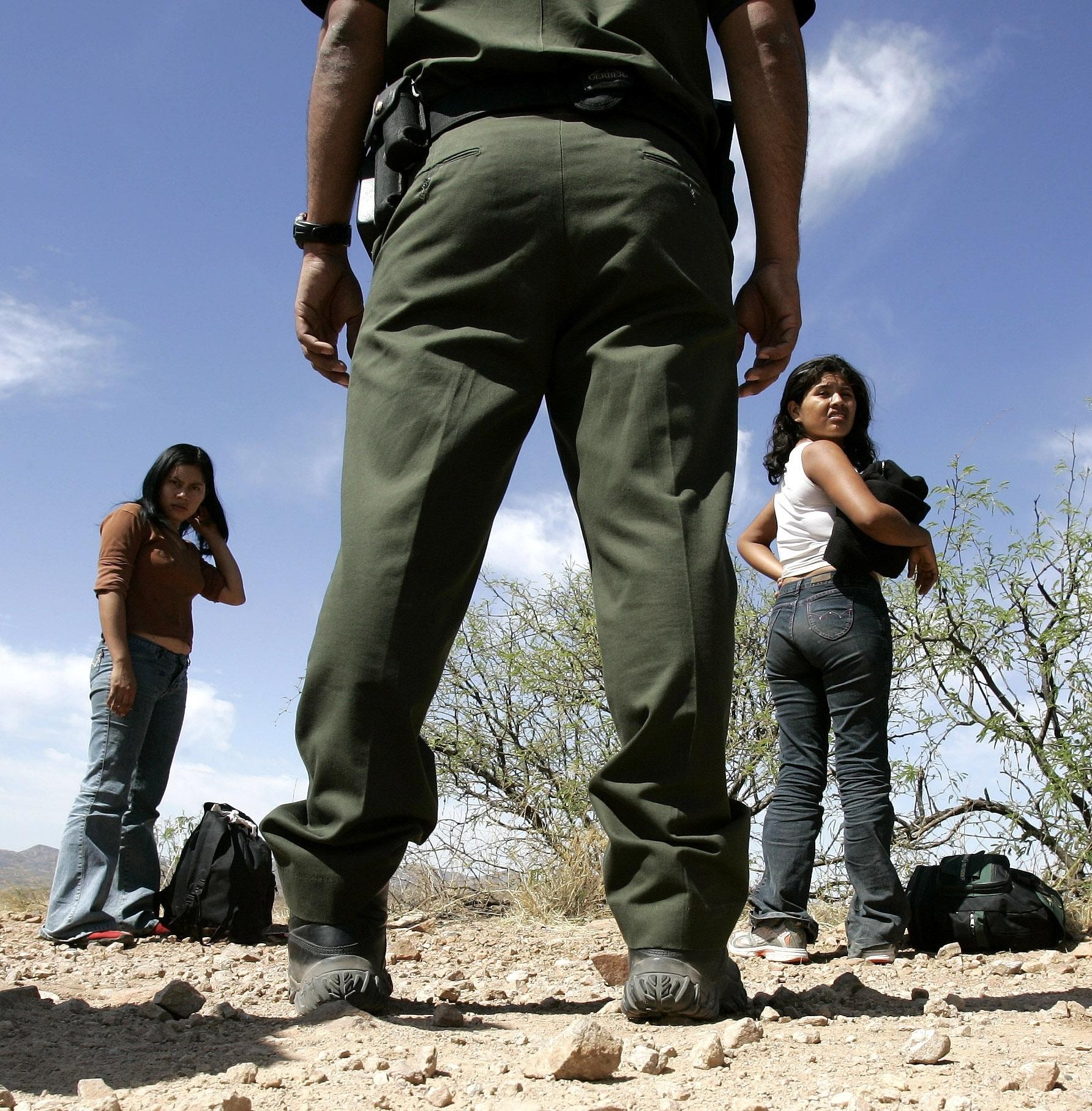 Las leyes migratorias de los EEUU provocan graves abusos contra los derechos humanos.
