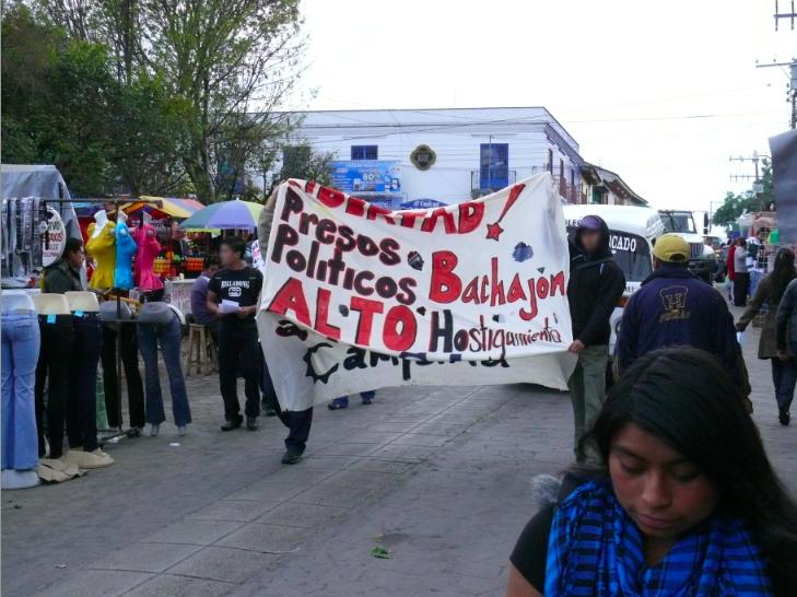 Comunicado de San Sebastián Bachajón Chiapas – PRIMERA PARTE