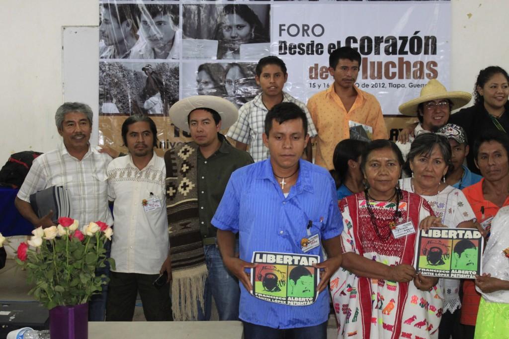 """Pronunciamiento por el aniversario del CDH Tlachinollan : """"Desde el corazón de nuestras luchas"""""""