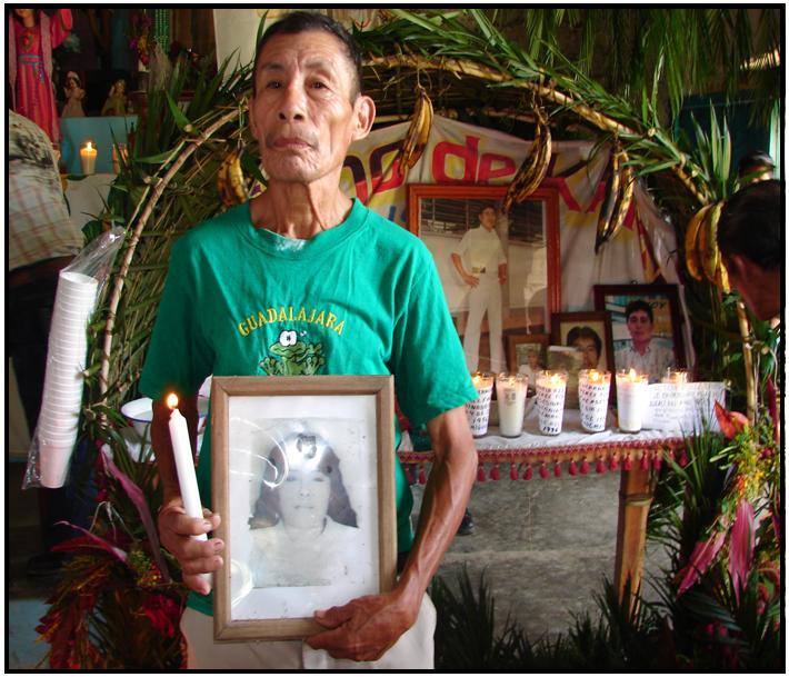 """""""La desaparición forzada, crimen de lesa humanidad impune en Chiapas"""", Frayba"""