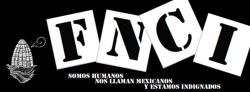 """""""Somos humanos, nos llaman mexicanos y estamos indignados"""""""