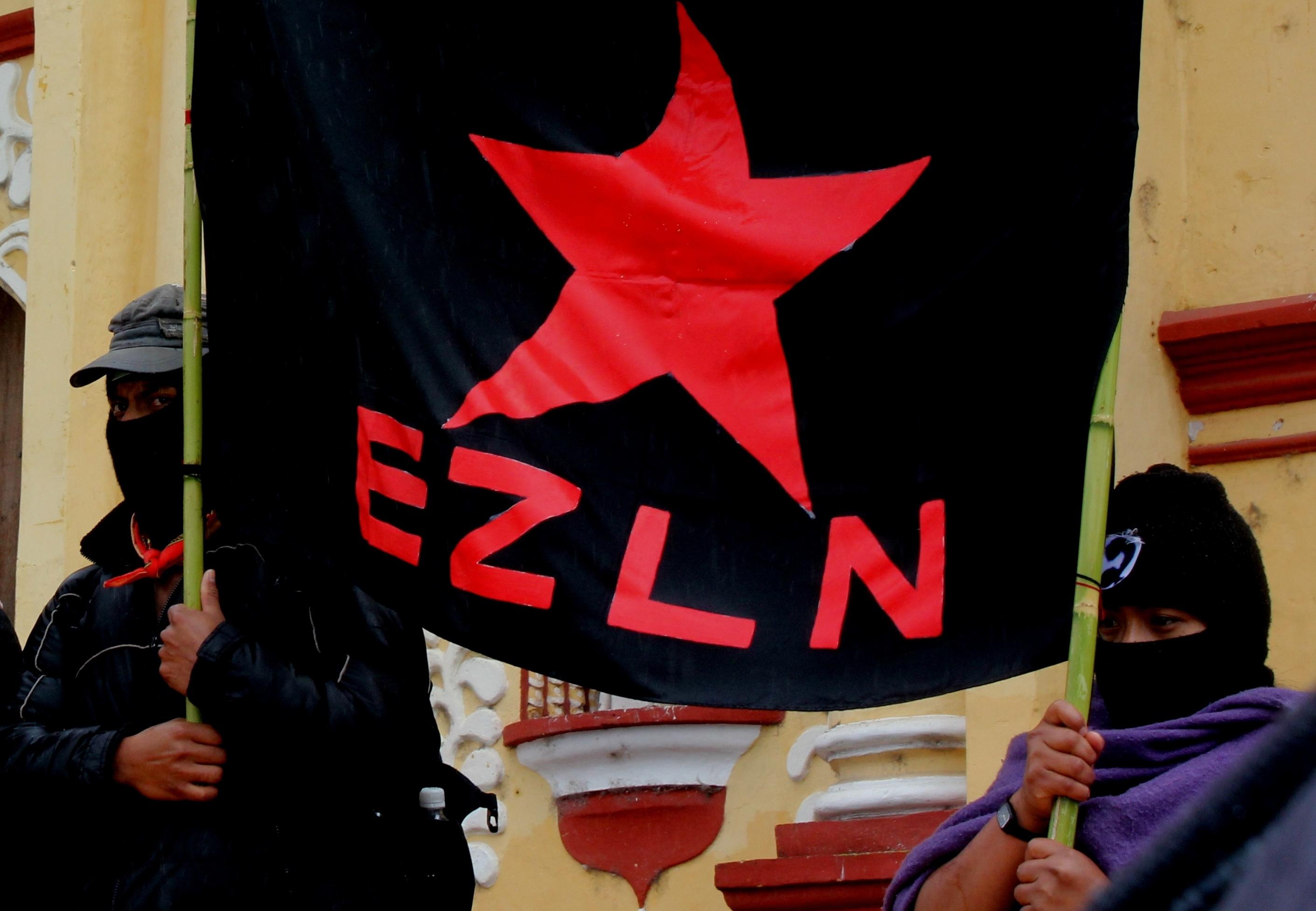 ELLOS Y NOSOTROS.    IV.- Los dolores de abajo. EZLN