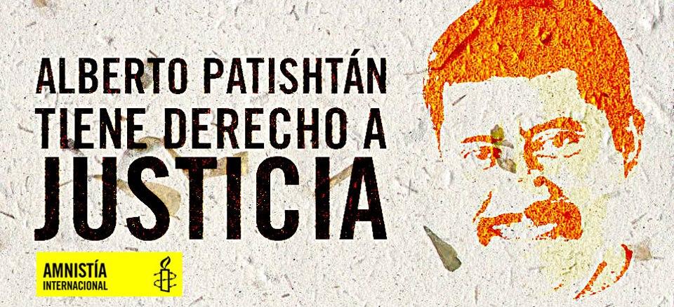 Viernes 19 de abril, luchando por #LibertadPatishtan: Peregrinación en la capital del estado de Chiapas, Tuxtla Gutiérrez