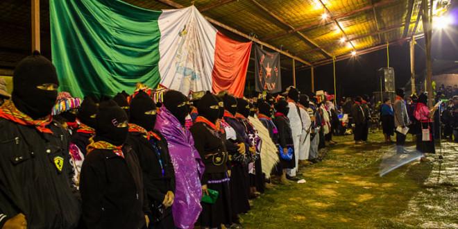 Chiapas: 9 y 10 de agosto de 2013, comunidades zapatistas celebran diez años de la instalación de las Juntas de Buen Gobierno.