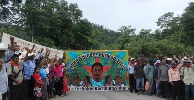 Bachajón Chiapas: Policía del municipio de Chilón detiene a tres indígenas tseltales adherentes a la Sexta