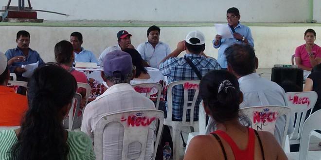 Exigimos a los políticos que no vengan a dividir nuestras comunidades para imponer proyectos como el eólico: Desplazados de Pueblo Viejo