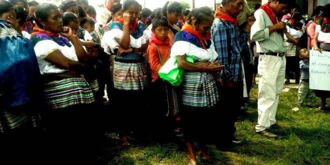 Chiapas: ejidatarios rechazan construcción de autopista