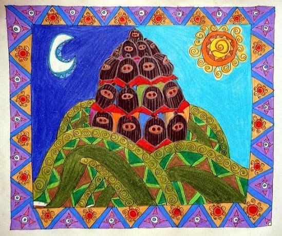 Carta a nuestr@s compañer@s del EZLN, de Sergio Rodríguez Lascano.