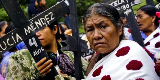 Abejas de Acteal, rechazan demanda ante Juzgado Primero del Ramo Civil, en Tuxtla