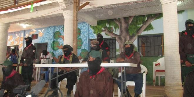 Conferencia de prensa del EZLN con Medios Libres, autónomos, alternativos o como se llamen.