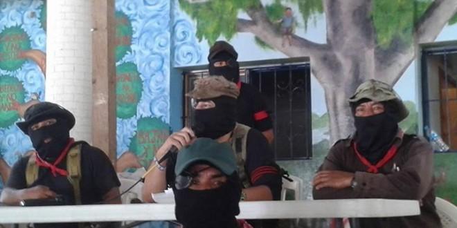 """""""Gracias de verdad, es la lección mas hermosa que le han dado a los Zapatistas desde que salió La Sexta"""""""