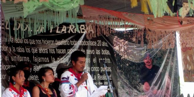 Est@s son nuestr@s muert@s, desaparecid@s y pres@s más recientes: Congreso Nacional Indígena – EZLN