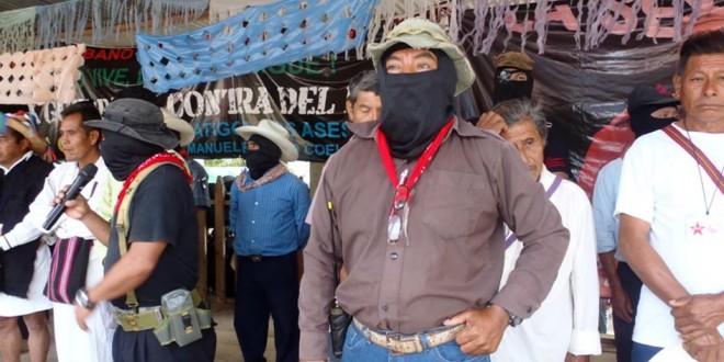 PALABRAS DEL COMANDANTE TACHO, A NOMBRE DEL EZLN, EN LA INAUGURACIÓN DE LA PRIMERA COMPARTICIÓN DE PUEBLOS ORIGINARIOS DE MÉXICO CON PUEBLOS ZAPATISTAS.