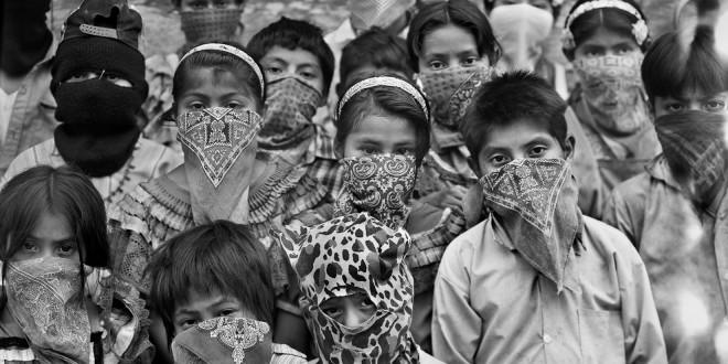 Chiapas: Mujeres, niños y ancianos bases de apoyo zapatistas se desplazan forzadamente