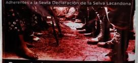 Denuncia del ejido San Sebastián Bachajón, sobre sus integrantes presos que fueron torturados.