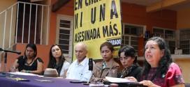 ¿Qué clase de gente está en el poder judicial, legislativo y ejecutivo en Chiapas? preguntan familiares de mujer asesinada, los cuales exigen justicia