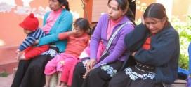 """""""Seguimos desplazadas, viviendo en condiciones inhumanas y compartimos con ustedes nuestra memoria"""", Mujeres de Banavil Chiapas."""