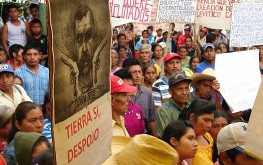Denuncian hostigamiento a autoridades y agresiones a ejidatarios y ejidatarias de Tila Chiapas