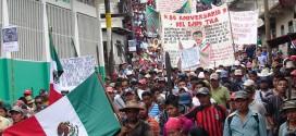 Comunidad de Tila en riesgo de conflicto social operado por el gobierno municipal y estatal, denuncian ejidatarios.