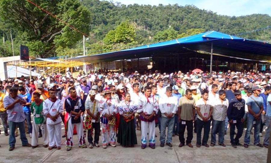 """CNI México """"Urgente encontrarnos en nuestra resistencia, autonomía y rebeldía de pueblos originarios"""""""