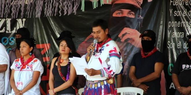 DECLARACION CONJUNTA DEL CONGRESO NACIONAL INDIGENA Y EL EZLN. 28 DE OCTUBRE 2014.