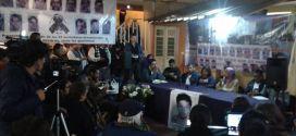 """""""Los hermanos zapatistas escucharon nuestro testimonio de dolor, rabia y dignidad"""", padres de Ayotzinapa."""