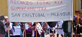 """Autipista San Cristóbal-Palenque: """"Una obra que enriquecerá a los que más tienen, y poco quedará para los pueblos originarios""""."""