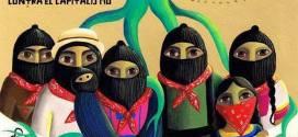 EZLN anuncia inauguración del Primer Festival Mundial de las Resistencias y las Rebeldías contra el Capitalismo.