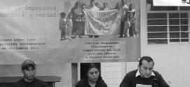"""""""Al joven Manuel Velasco no le interesa este problema"""", denuncian indígenas tsotsiles a 3 años de su desplazamiento forzado."""