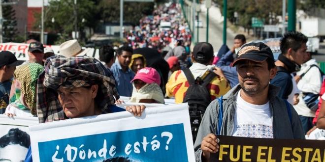 LOS NORMALISTAS DE AYOTZINAPA: ASESINATO Y CRIMINALIZACIÓN DE LA JUVENTUD EN MÉXICO.