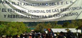 """Inicia en Chiapas la penúltima compartición del Primer Festival Mundial de las Resistencias y las Rebeldías contra el Capitalismo: """"Donde los de arriba destruyen, los de abajo reconstruimos"""""""
