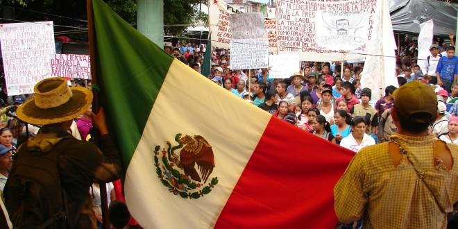 """""""El robo y usurpación de nuestra autoridad ejidal no la vamos a permitir"""", ejido Tila a Velasco Coello."""
