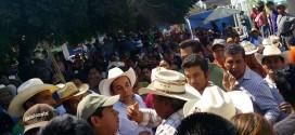 Denuncian a organización creada por Graco Ramírez, gobernador de Morelos, por violentar asamblea en la comunidad de Amilcingo