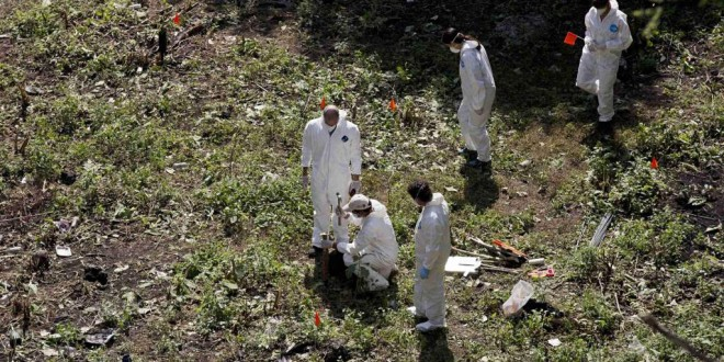 México Ayotzinapa: Científicos desmienten a la PGR