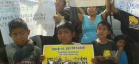 Organizaciòn CIOAC-H vuelve a agredir a comunidades indìgenas con el apoyo del gobierno de Chiapas.