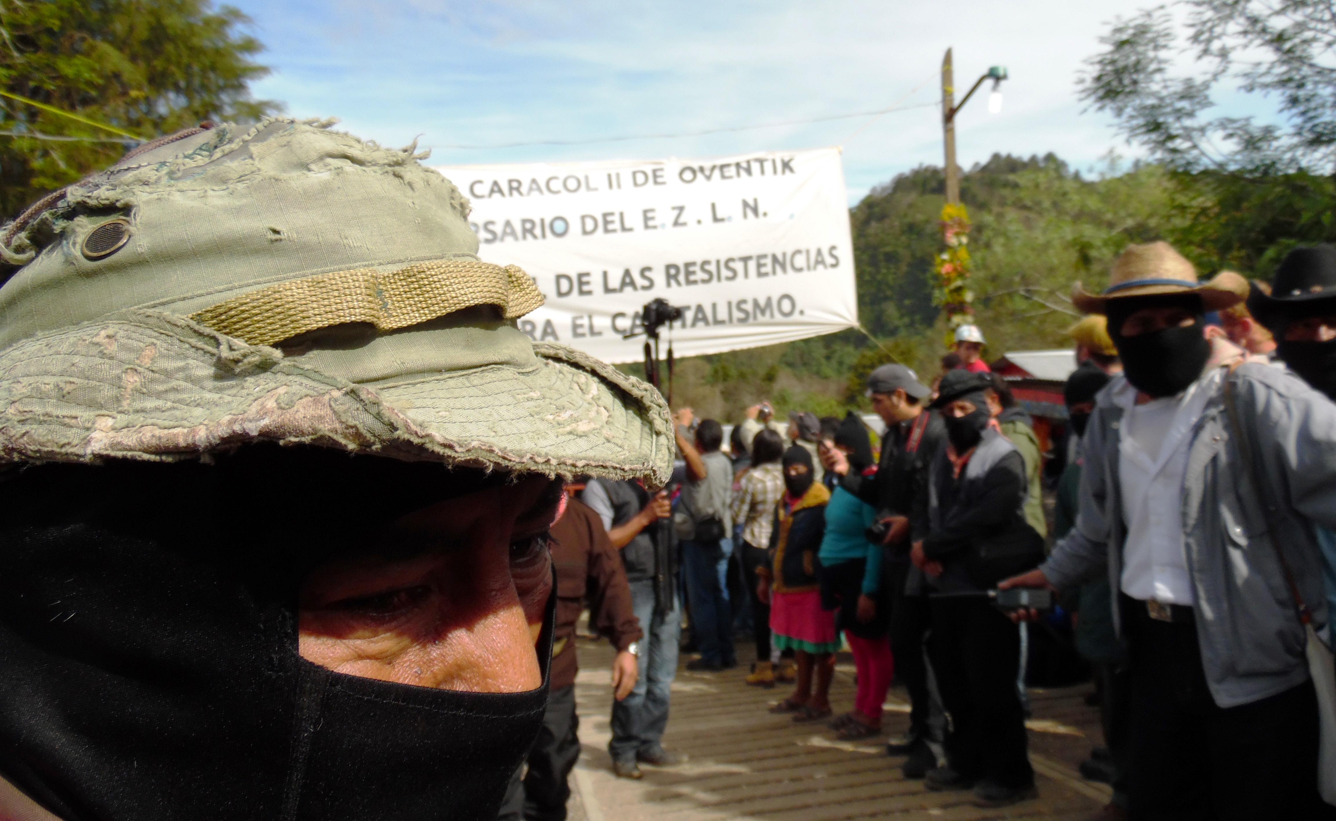 EN EL TABLÓN DE AVISOS. El Conserje. Comunicado sobre próximas actividades del EZLN