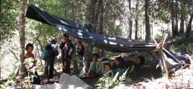 Incompetencia de autoridades mantiene en desplazamiento forzado a indígenas tzeltales.