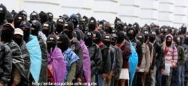 Información sobre el ataque cibernético a la página  de Enlace Zapatista