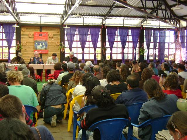 """""""invitación… ¿o un reto?"""" Seminario """"El Pensamiento Crítico frente a la Hidra Capitalista"""" EZLN"""