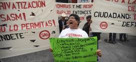 Organizaciones rechazan en México, cualquier intento de aprobar la Ley General de Aguas.