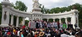 Audios Mitín 26 Mayo, Ayotzinapa en DF