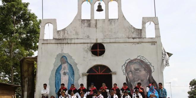 Abejas de Acteal se unen a la peregrinación por justicia, ante la muerte de niños en Simojovel Chiapas