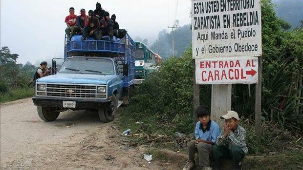 RvsR: Solidaridad y compañerismo con la autonomía zapatista