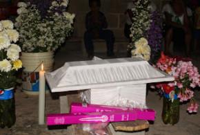 Chiapas: En el Ejido la Pimienta el IMSS vacunó 31 bebes: 2 fallecieron, y 29 fueron hospitalizados.