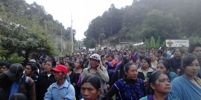 """Oxchuc Chiapas: Gobierno """"hace uso de la maquinaria represiva en contra del pueblo"""", denuncia la CNTE."""
