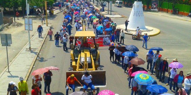 """""""Ayotzinapa, uno de los crímenes más cobardes que Peña hiciera a los hijos de la clase trabajadora"""", CNTE Chiapas."""