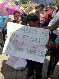 CNTE CHIAPAS - MAYO 2016 SAN FERNANDO