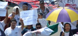 """Chiapas: en """"Alerta Máxima"""", docentes ante actos intimidatorios del INEE"""
