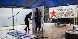 FESTIVAL COMPARTE CIDECI DIA 2 JULIO 2016